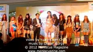 Bangkok Runway 2013 Fashion Show Launch - Meniscus Magazine