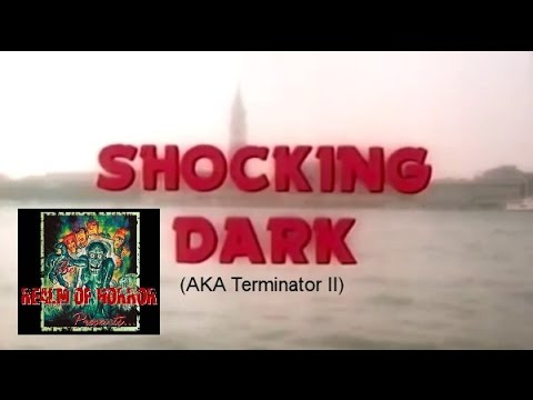 Realm Of Horror Reviews - Shocking Dark (1989) [AKA Terminator II]