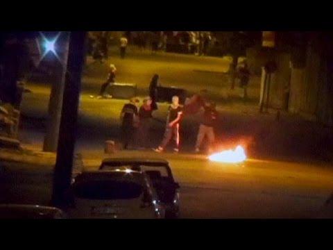 Affrontements entre proches du PKK et policiers turcs à Cizre