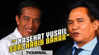 Video CERDAS ! Yusril Minta Presiden Jokowi Maafkan Bahar bin Smith MP3, 3GP, MP4, WEBM, AVI, FLV Desember 2018