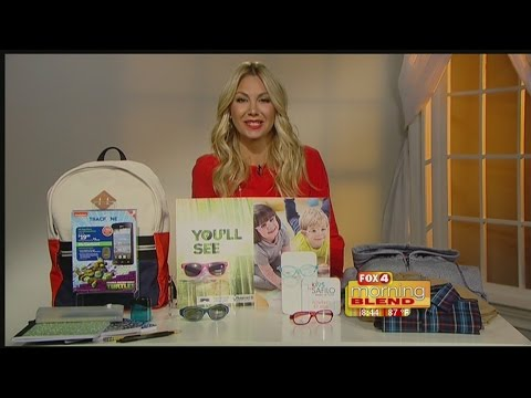 Back To School with Raina Seitel