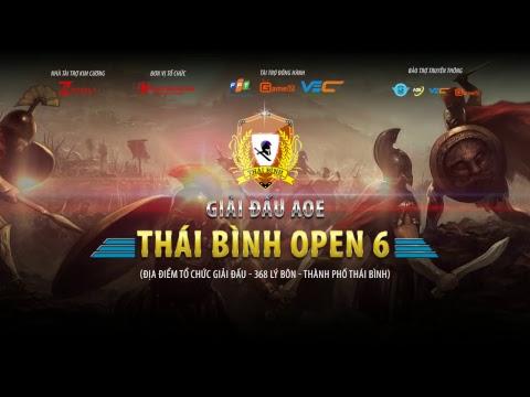Giải Thái Bình Open 6 - Tứ Kết 2vs2 Shang: Xi Măng, Tễu vs  Chipboy, KĐK