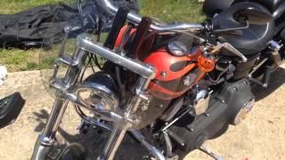 10. 2010 Harley-Davidson FXDWG Dyna Wide Glide