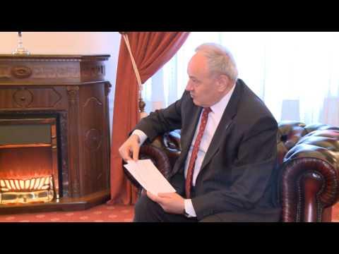 Президент Николае Тимофти провел встречу с новым главой Бюро Совета Европы в Кишинэу Хосе Луисом Эрреро