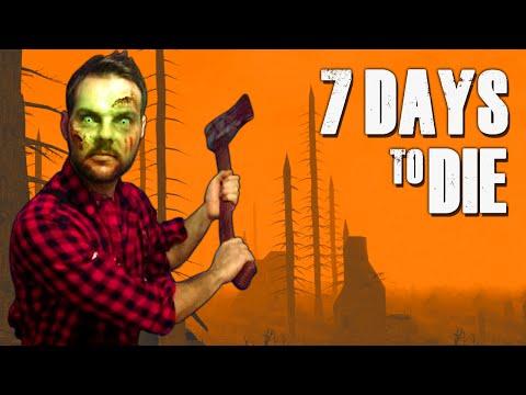 ZOMBIE LUMBERJACK ★ 7 Days to Die (7) – Zombie Games