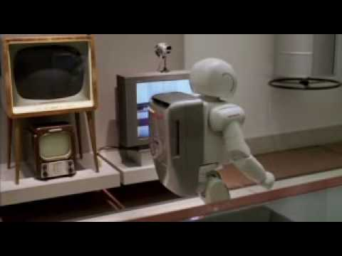 Asimo robot