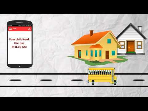 SAFE CHILD- REAL TIME RFID MONITORING FOR SCHOOLS