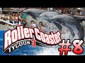 Roller Coaster Tycoon 3 #8 Dolphin show