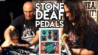 STONE DEAF Pedals with HP42 | SpectreSoundStudios #TGU18