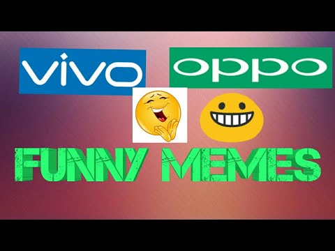 Funny Memes- Vivo & Oppo Funny Jokes