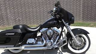 6. 647655   2007 Harley Davidson Street Glide   FLHX