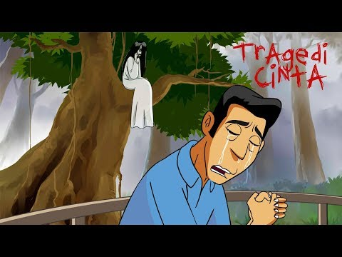 Kartun Horor - Tragedi Cinta