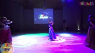 Afyon Ritm Dans Bollywood Dance Performance - EDF 2016