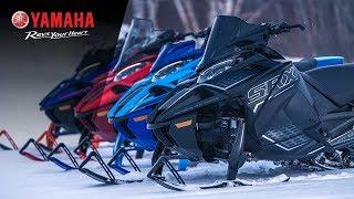 8. 2020 Yamaha Snowmobile Lineup