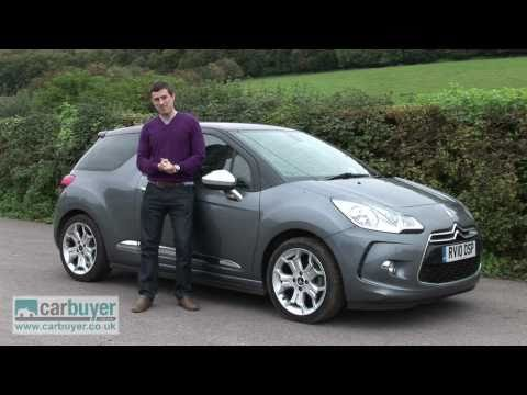 Citroen DS3 hatchback review – CarBuyer