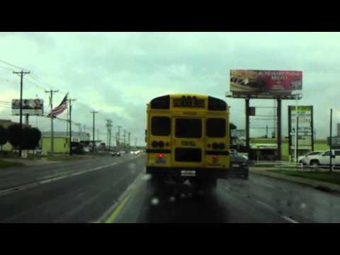 Driving around killeen