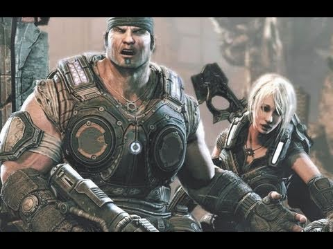 gaers of war - The remains of Delta Squad make their last stand in the shooter game Gears of War 3 in this gameplay demo straight from E3 2011. IGN's YouTube is just a tast...