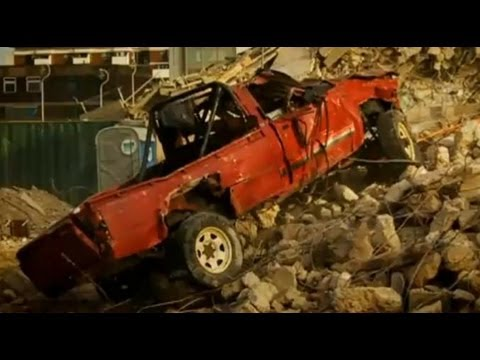 Killing a Toyota part 3 - Top Gear - BBC