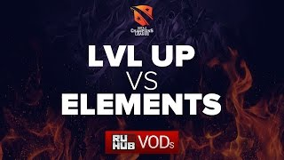 LVLUP vs EPG, game 1