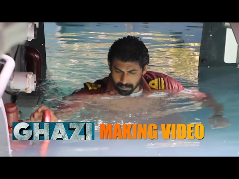 Ghazi making    Rana Daggubati    Taapsee    The Ghazi Attack    PVP Cinema