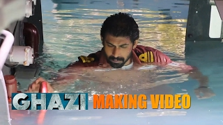 Nonton Ghazi Making    Rana Daggubati    Taapsee    The Ghazi Attack    Pvp Cinema Film Subtitle Indonesia Streaming Movie Download