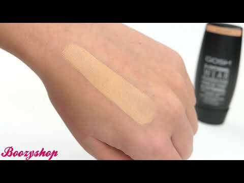 Gosh Gosh X-Ceptional Wear Make-up 18 Sunny