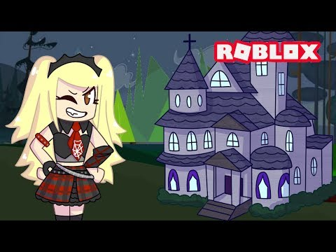 Gothic Mansion In Adopt Me... (Roblox)