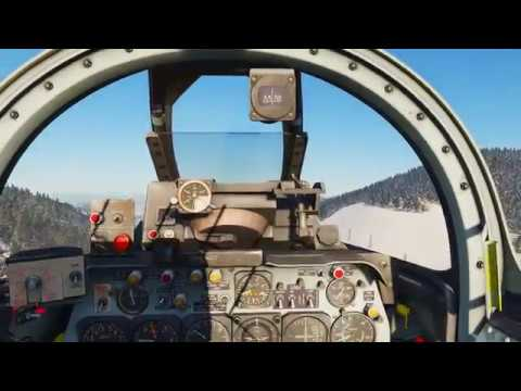 DCS World 2.5 Caucasus Graphics Test!