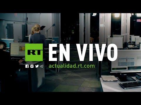 La señal de RT en español en YouTube - TELEVISIÓN GRATIS 24/7: