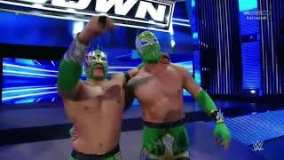 Nonton Wwe Smackdown 17th December 2015 Full Show Part 2  2 Film Subtitle Indonesia Streaming Movie Download