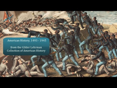 Product Overview: American History, 1493-1945