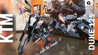 3. 2019 KTM Duke 125 | detailed review | features | specifications | price !!!
