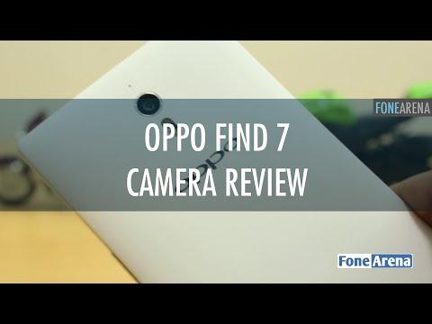 Oppo Find 7 Selfie  photos