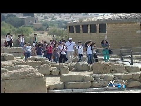 Alunni del Ginnasio ospiti del Parco Archeologico