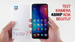 Download Video 2,29jt.. REDMI NOTE 7 INDONESIA, Main PUBG, Test kamera 48MP kok gitu? MP3 3GP MP4