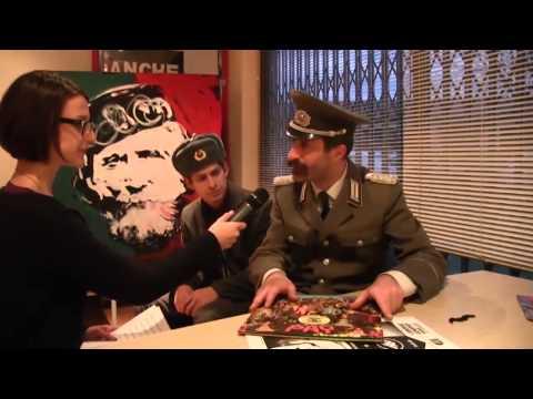 Federico Tre occupa la redazione di VareseNews