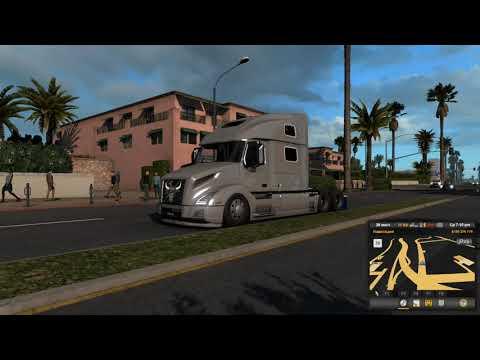 Volvo VNL Truck pack 1.39