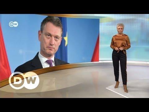 Как ложь про Путина довела до отставки голландского министра - DW Новости (14.02.2018) (видео)