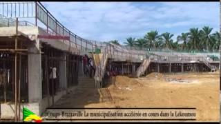 Congo Brazzaville  La municipalisation accélérée