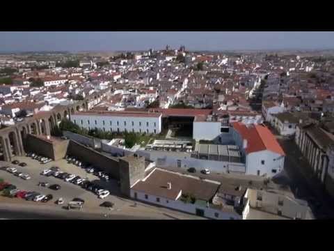 CORREDOR AZUL: ÉVORA PATRIMÓNIO MUNDIAL DA UNESCO