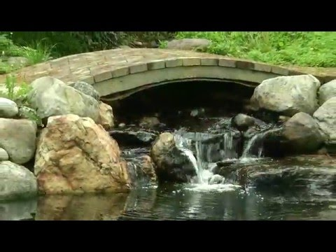 Maryland Water Features Design Video