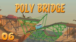 Video Höhenwechsel über Kreuz! | 06 | POLY BRIDGE MP3, 3GP, MP4, WEBM, AVI, FLV Juli 2018