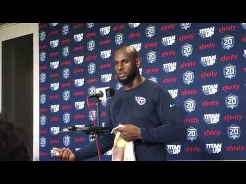 Rashaan Evans discusses the jump to the NFL