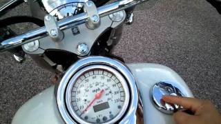 4. 2006 Suzuki Boulevard C50   800cc