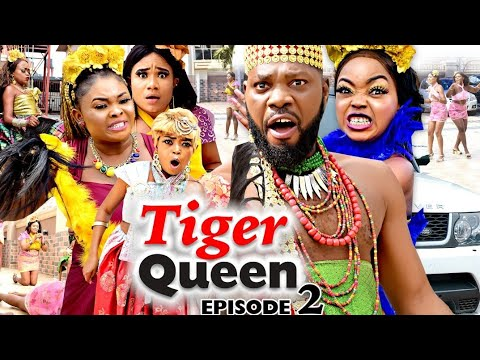TIGER QUEEN SEASON 2 - Reloaded (New Movie Hit) JERRY WILLIAMS || REBECCA 2020 Latest Nigerian