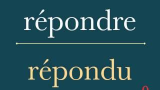 Apprendre Le Français : Participe Passé (exercice)