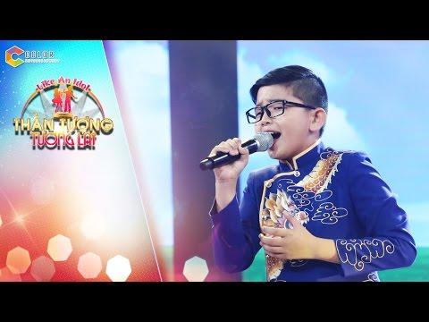Giọng hát của cậu bé 11 tuổi khiến Cẩm Ly thích thú