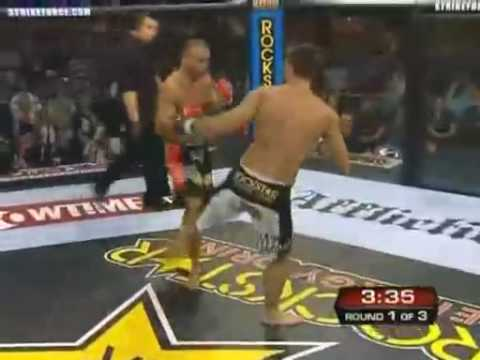 Robbie Lawler vs. Jake Shields Strikeforce