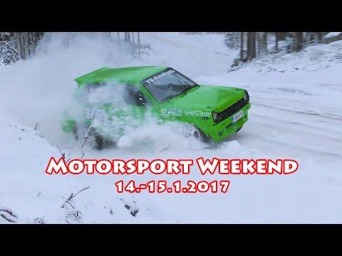 Motorsport Weekend 14.-15.1.2017