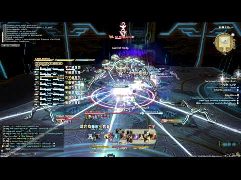 Final Fantasy XIV: ARR – The Binding Coil of Bahamut 2 – Turn 3 –  Wave 5 Skip – Tank Point of view